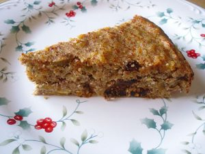 Christmas Fruit and Nut Cake