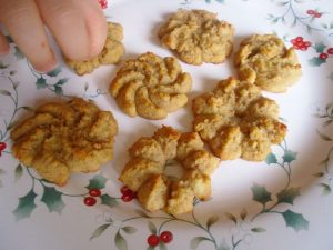 Gluten Free Cookie Press Cookies
